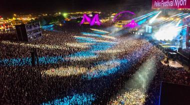 La 43e édition du Paléo Festival a débuté ce mardi. Elle prendra fin dimanche 22 juillet. PIERRE DESCOMBES