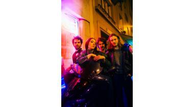 Le groupe Minuit distillera son groove rock électro le jeudi 11 octobre. DR