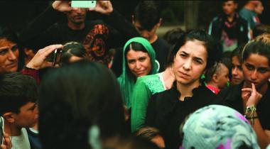 Le film «On Her Shoulders» d'Alexandria Bombach, dédié à Nadia Murad, sera projeté en ouverture du festival. DR