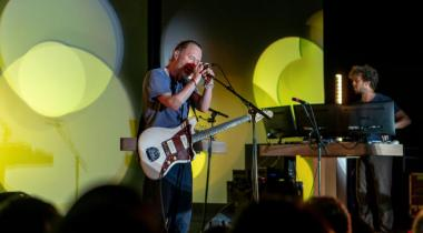 Le chanteur de Radiohead, Thom Yorke, sera présent le jeudi 4 juillet. DR
