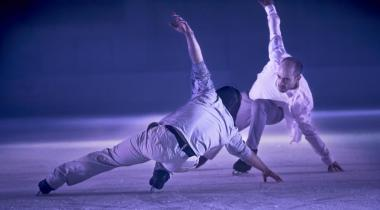 Le spectacle «Threshold»