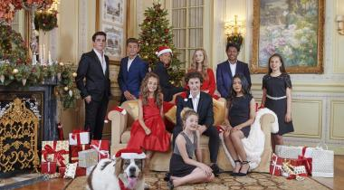 Les jeunes artistes feront revivre les grands classiques de Noël. DR