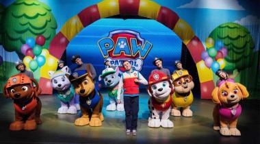 Le spectacle s'inspire de la série animée à succès «La Pat'Patrouille». DR