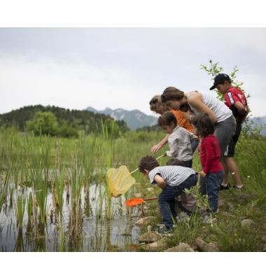 Un week-end pour découvrir  la faune et la flore locales.YANN ANDRÉ