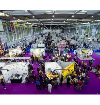 Au Salon international des inventions près  de 50% des exposants viennent d'Asie.DR