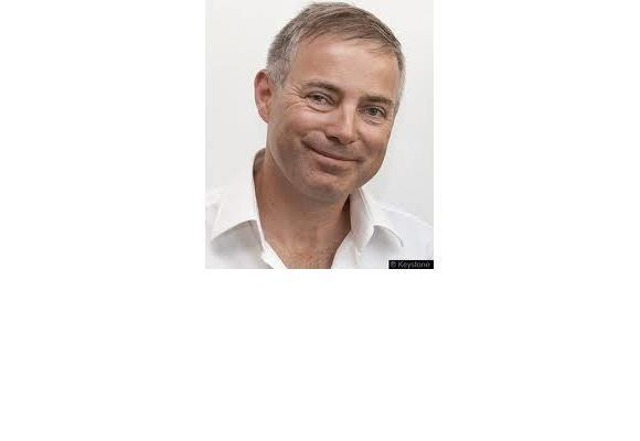 Pascal Décaillet, journaliste indépendant genevois, producteur et animateur d'émissions de télévision. DR