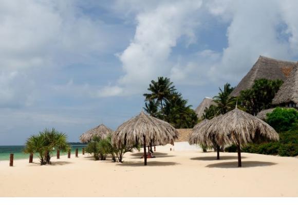 Les plages de Malindi ne sont jamais surpeuplées. 123RF/RAFAL CICHAWA