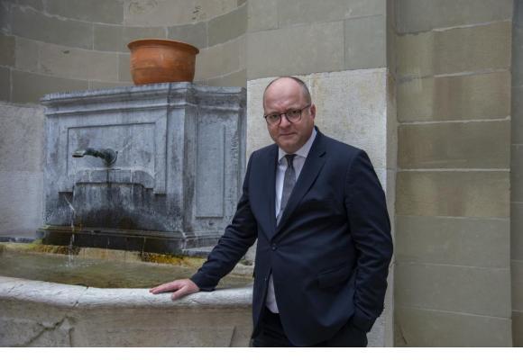 Olivier Jornot, procureur général.