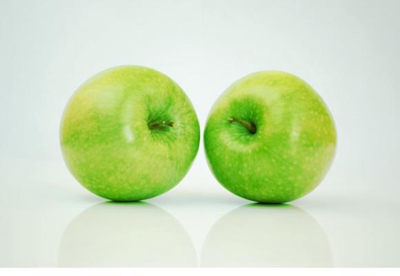 Très saine, la pomme doit être longuement mastiquée pour être bien digérée. DR