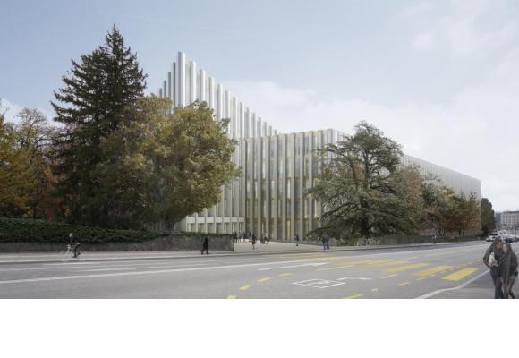 Les électeurs de la Ville de Genève ont refusé le projet de la Cité de la musique. DR