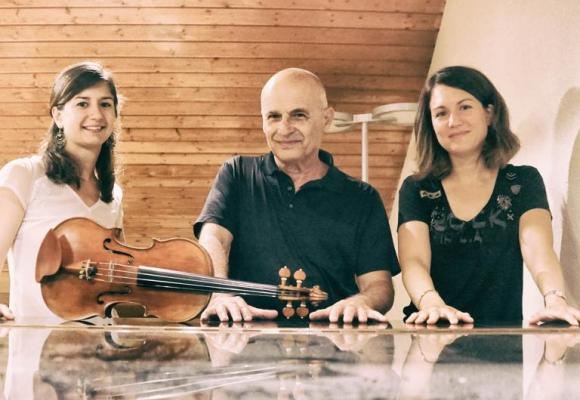 Le duo Soror et Patrick Cohen rendent hommage au compositeur allemand. G.BOESCH