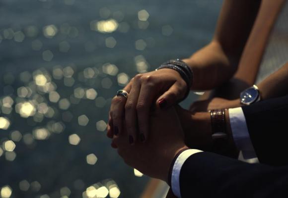 Dimanche, les amoureux pourront se déclarer leur flamme... sur l'eau. DR