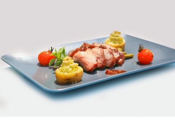 Les saveurs explosent grâce aux marinades. FOODKREATOR AG