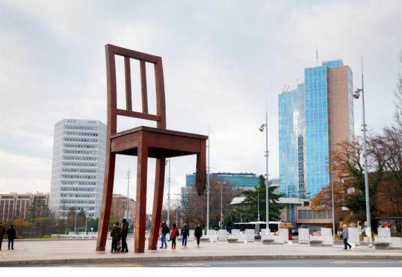 La Société des Nations, précurseur de l'ONU, n'a pas pu empêcher ni le fascisme italien,  ni le nazisme, ni l'impérialisme japonais. 123RF/ANDRIYKRAVCHENKO