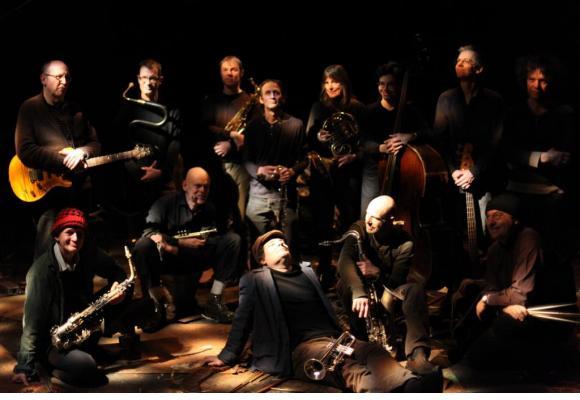 Le Fanfareduloup Orchestra, quarante ans de succès. DR