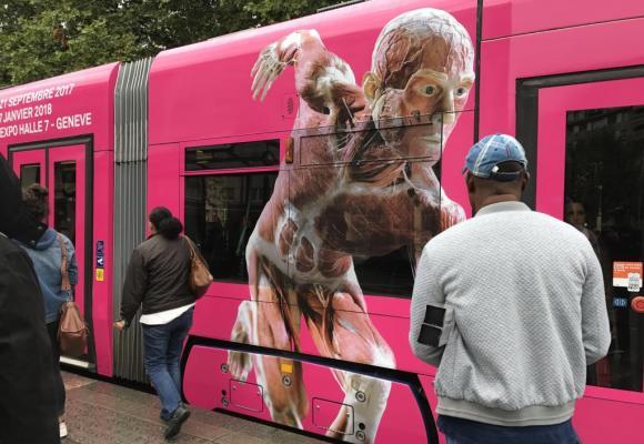Une exposition controversée. FRANCIS HALLER