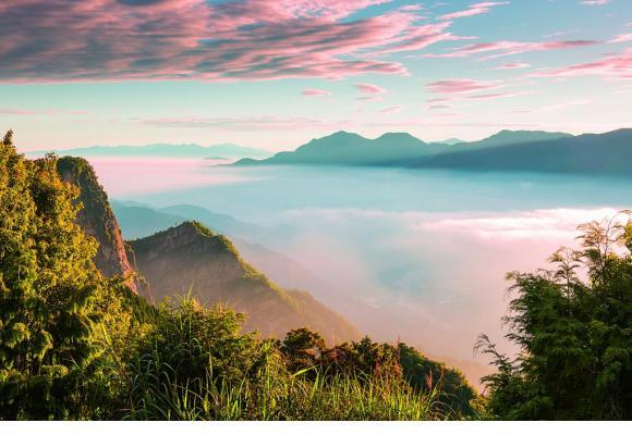 L'île rebelle regorge de sites naturels époustouflants. DR