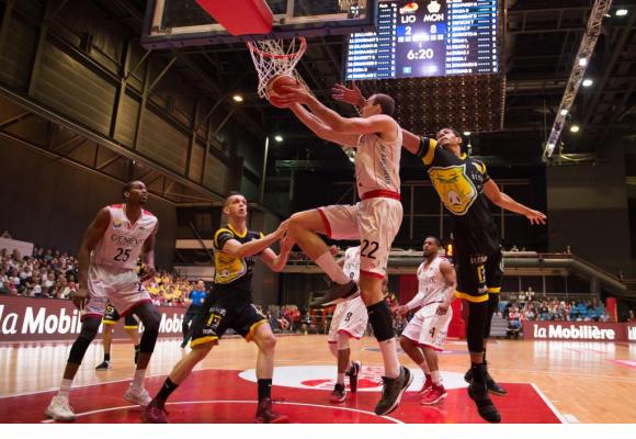 SWISS BASKETBALL/JONATHAN PICARD
