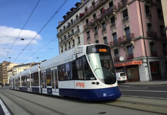 A Genève, l'avenir des transports publics dépend fortement de la Confédération. AMM