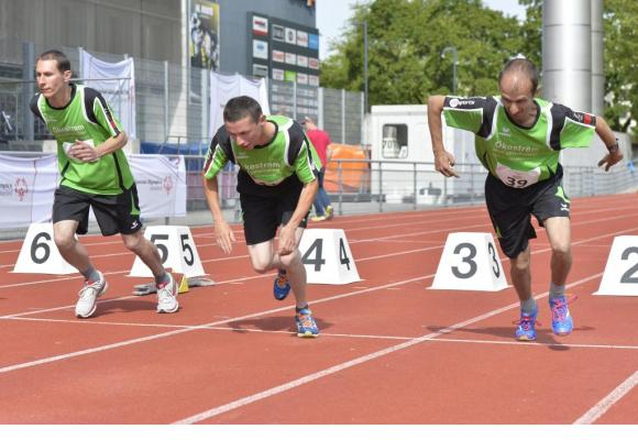 En 2014, Berne avait accueilli 1500 athlètes. SPECIAL OLYMPICS/ALEXANDER WAGNER