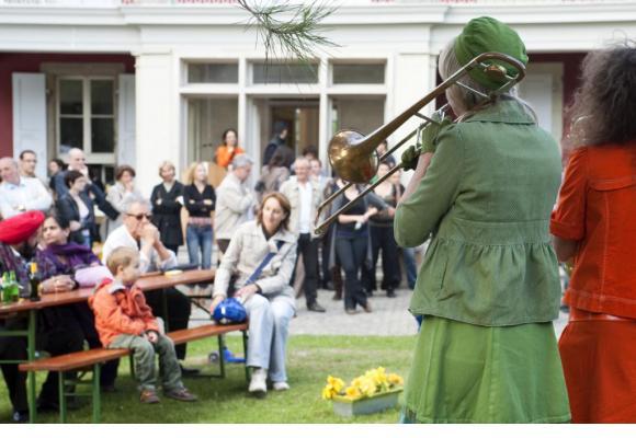 Le festival lancéen promet une 22e édition jouissive, dans le parc de la Villa Bernasconi. LANCY.CH
