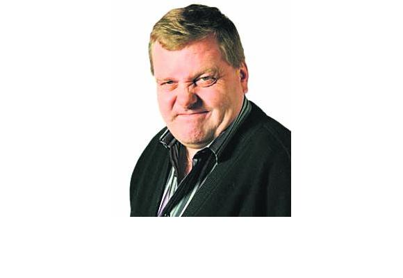 Thierry Meury, humoriste, chroniqueur radio et comédien. DR