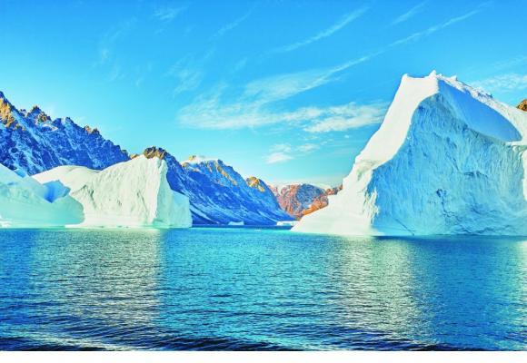 Le Groenland est une destination rêvée pour les photographes. 123RF