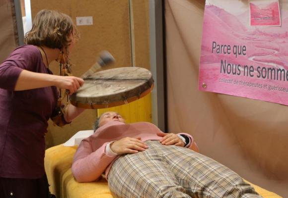 Le salon Holistica présente les dernières thérapies naturelles. PIXABAY