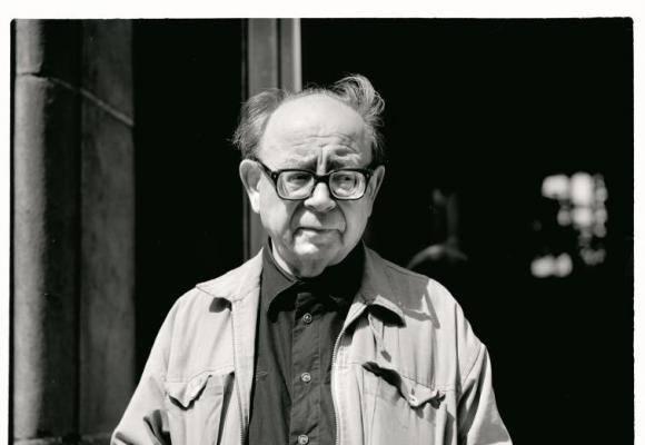 Huit ans après sa disparition, l'écrivain-poète est encore bien présent dans les mémoires. ROGER CHAPPELLU