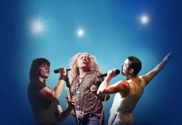 Jim Morrison, Robert Plant et Freddie Mercury sur la scène genevoise: illusion parfaite! DR