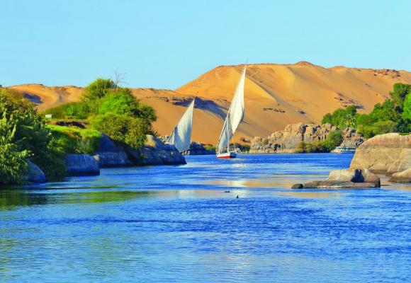 Le Nil (6850 km) était considéré comme le plus long fleuve du monde. Selon les dernières études, l'Amazone (Amérique du Sud) est plus long de 140 km. DR