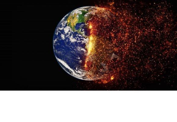 Le climat se réchauffe inexorablement. L'humanité court-elle à sa perte? PIXABAY