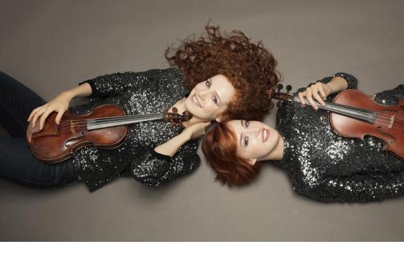 Le duo Camille et Julie proposera  des inédits lors de sa venue à Genève. DR
