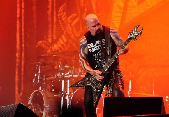 Le concert du groupe californien Slayer s'annonce surpuissant. DR