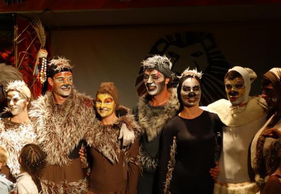«Le Roi Lion» est l'une des plus célèbres comédies musicales contemporaines. DR