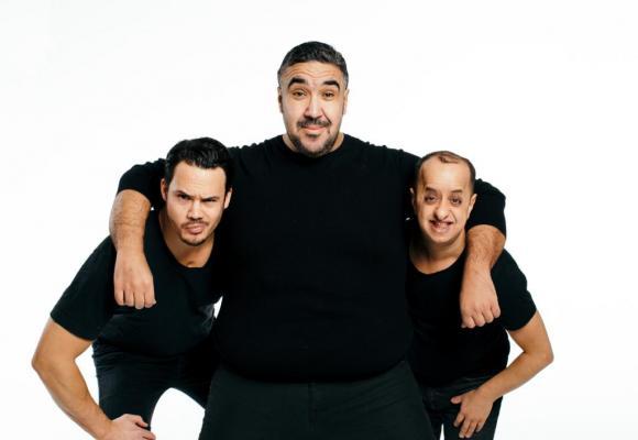 La pièce «La Grande Evasion» a été écrite  par trois pensionnaires  du Jamel Comedy Club. DR
