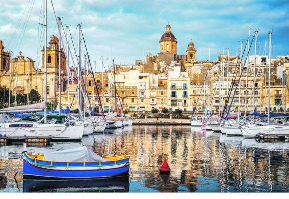 Le Grand Port de La Valette. Les promenades y sont particulièrement agréables, notamment en fin de journée. 123RF/FOOTTOO