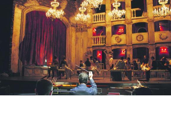 Le chef-d'œuvre de Jean-Philippe Rameau, «Les Indes Galantes», questionne à sa manière les droits humains. DR