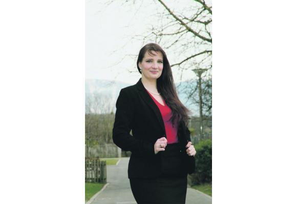Marie-Agnès Bertinat, porte-parole  des pétitionnaires. DR