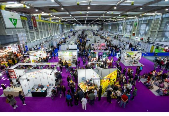 Au Salon international des inventions près  de 50% des exposants viennent d'Asie.DR