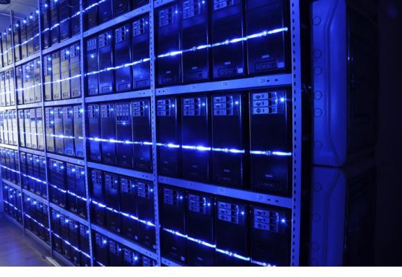 Les centres de données consomment environ 15% de l'énergie du numérique. UNSPLASH