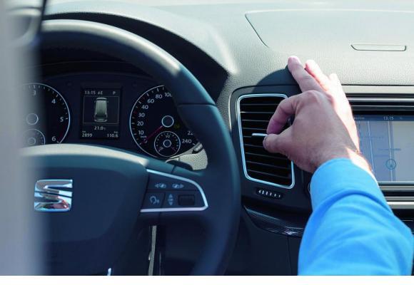 Le système de ventilation de votre véhicule doit être régulièrement nettoyé. PHOTOS DR
