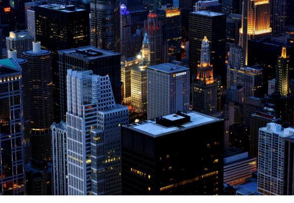 A court terme, l'immobilier mondial devra affronter une baisse des investissements. DR