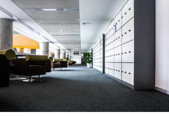 Les surfaces commerciales vacantes dans le canton sont passées de 61'000 m2 en 2011