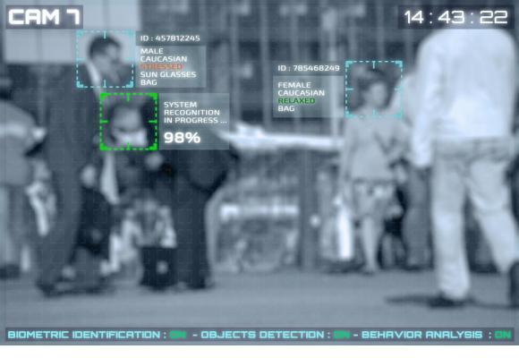 Le digital favorise la surveillance des masses. 123RF/PIXINOO