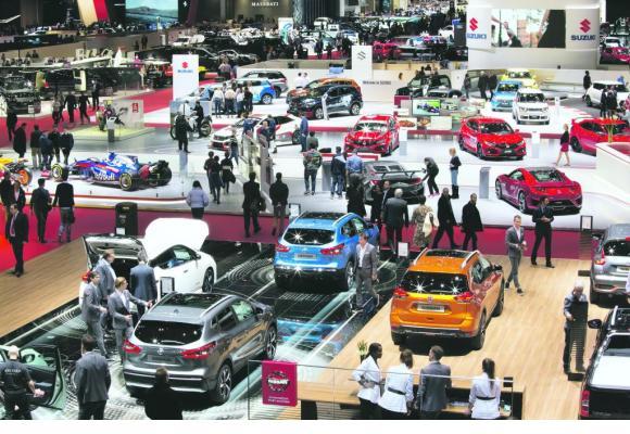 Le Geneva International Motor Show sera-t-il de nouveau une fête de l'automobile en 2022? 123RF/KATERYNA POLINSHUK