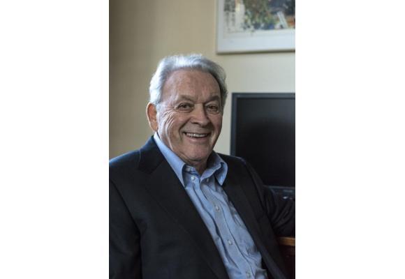 Jean-Marie Fleury: «GHI divertira pendant de longues années encore ses lecteurs.» DR