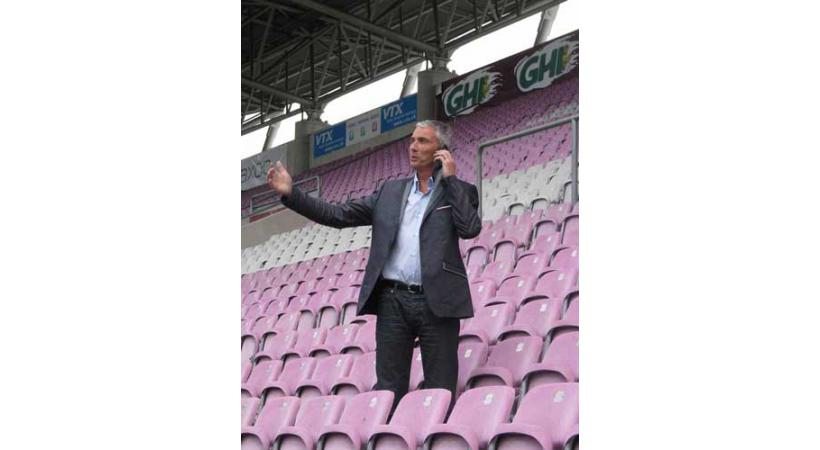 Philippe Salvi nouveau directeur du Servette FC