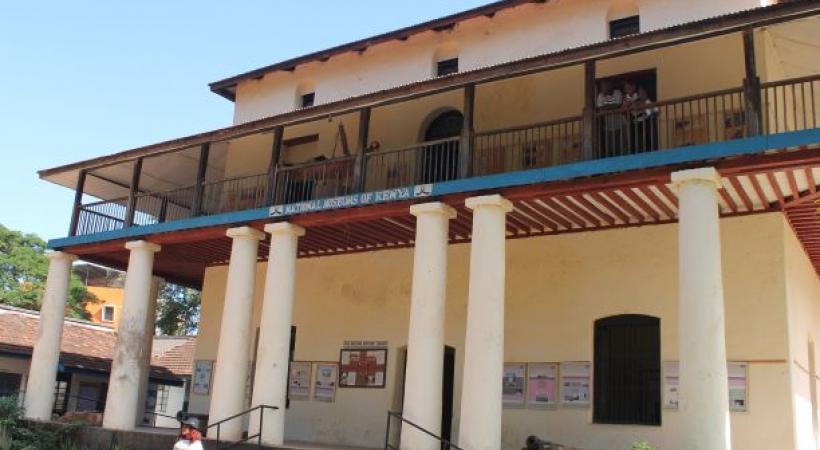 Le musée de Malindi. DW