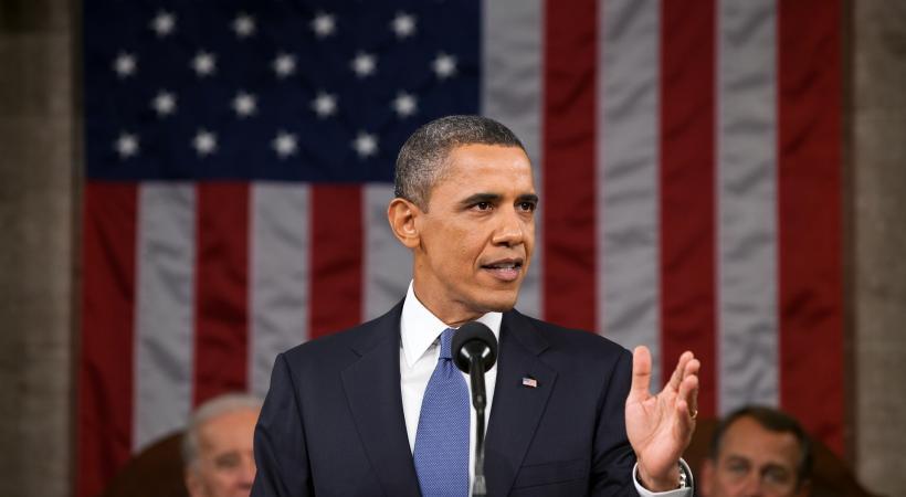Barack Obama va laisser l'épineux dossier TAFTA à son successeur. PIXABAY